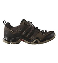 Adidas Terrex Swift R GTX Men Scarpa, Black/Brown