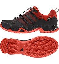 Adidas Terrex Swift R GTX - Scarpe trail running - uomo, Black/Red