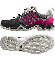 Adidas Terrex Swift R GTX - Trailrunningschuh - Damen, Black/White/Pink