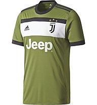 Adidas Third Replica Juventus - Fußballtrikot, Green