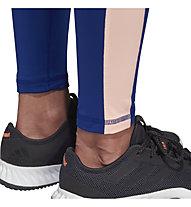 adidas Tight Believe This High-Rise Soft - Trainingshose - Damen, Blue