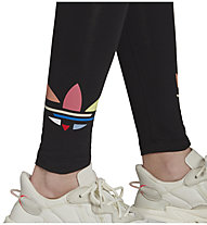 adidas Originals Tights - Fitnesshose - Damen , Black