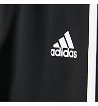 Adidas Training Gear Up - Fitnesshose 3/4 - Mädchen, Black/White