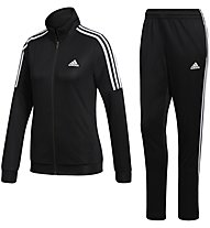 adidas Tiro TS - Trainingsanzug - Damen, Black
