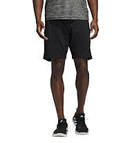 adidas TKY Olympic BOS Shorts - Trainingshose kurz - Herren, Black/Red
