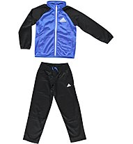 Adidas Tracksuit Entry Open Hem, Blue/Black