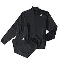 Adidas Tracksuit Essentials Knit tuta ginnastica, Black
