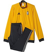 Adidas Tracksuit Juve Pes Suit - Trainingsanzug, Yellow/Black