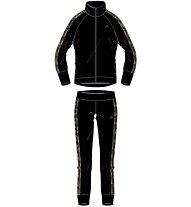 Adidas Tracksuite LpW Shin Yts Tuta sportiva donna, Black