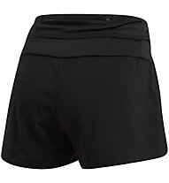 adidas Trail - pantaloni corti trail running - donna, Black