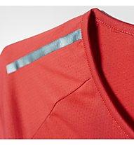 Adidas Training Cool - T-Shirt - Mädchen, Red