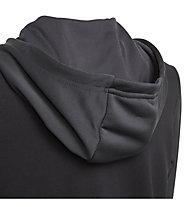 adidas Training Full Zip Hoodie - Kapuzenjacke - Kinder, Black