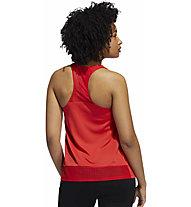 adidas Training H.Rdy T - Fitnesstop - Damen , Red