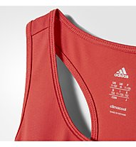 Adidas Training - Trägershirt - Mädchen, Pink