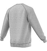 Adidas Originals Trefoil Crew Freizeitpullover, Grey