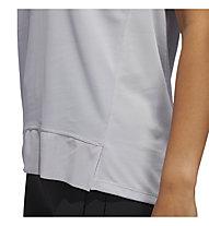 adidas Training Tee HEAT.RDY - T-Shirt - Damen, Light Grey