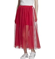 adidas Originals Tulle - gonna - donna, Red