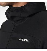 Adidas TERREX Stockhorn - Fleecejacke - Herren, Black