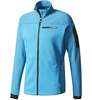 Adidas TERREX Stockhorn - Fleecejacke - Herren, Light Blue