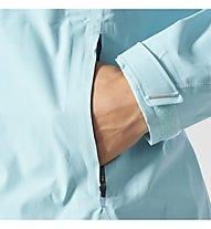 Adidas TERREX Fastr GORE-TEX - Hardshelljacke mit Kapuze - Damen, Light Blue