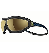 Adidas Tycane Pro Outdoor - Sportbrille, Black/Blue