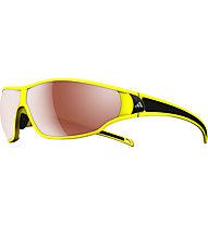adidas Tycane Small - occhiali da sole, Yellow-LST Active