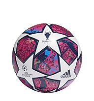 adidas UCL Finale Istanbul League - pallone da calcio, White/Blue/Fucsia