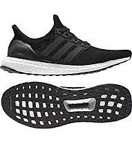 Adidas Ultra Boost neutrale Laufschuhe, Black
