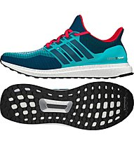 Adidas Ultra Boost - scarpa running, Mineral Blue/Night Navy