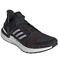 adidas UltraBOOST 19 - Laufschuhe Neutral - Herren, Black/Blue