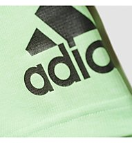 Adidas Uncontrol Climachill T-shirt Fitness, Chill Flash Green