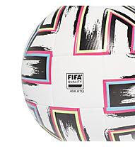 adidas Uniforia League - Trainingsball, White/Black/Green/Cyan