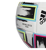 adidas Uniforia TRN 2020 Euro - Fußball, White/Black/Green
