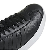 adidas VL Court 2.0 - sneakers - donna, Black/White