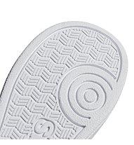 adidas VS Advantage Clean CMF - Sneaker - Kinder, White