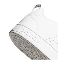 adidas VS Advantage Clean K - Sneaker - Kinder, White