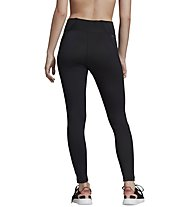 adidas Brilliant Basics - pantaloni fitness - donna, Black