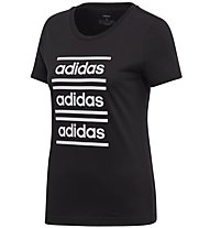 adidas Celebrate the 90s - T-shirt - donna, Black