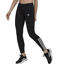 adidas W Doubleknit 3S 7/8 Tight - Trainingshose - Damen , Black