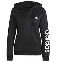 adidas W Essentials TS - Trainingsanzug - Damen , Black