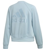 adidas ID Glory Bomber - Trainingsjacke - Damen, Light Blue