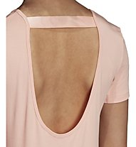 adidas Motion - T-Shirt - Damen, Rose
