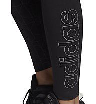 adidas Motion - pantaloni fitness - donna, Black