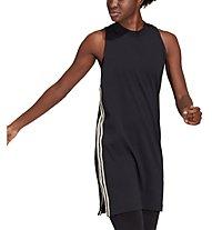 adidas W Recco - vestito - donna, Black