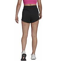 adidas W RecCo - Trainingshose kurz - Damen, Black