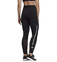 adidas Sport ID - pantaloni fitness - donna, Black