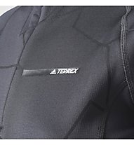 Adidas Terrex Icesky II - Fleecepullover - Damen, Grey