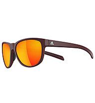 Adidas Wildcharge - Sportbrille, Maroon Matt