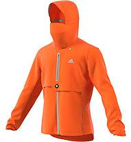 adidas Wind.Rdy - Laufjacke - Herren, Orange
