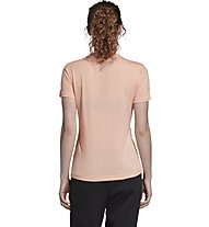 adidas Must Haves Badge of Sport - T-shirt fitness - donna, Orange